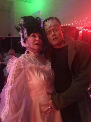 Frank & Bride