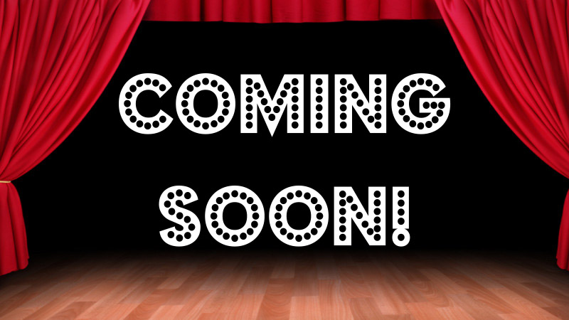 Coming Soon – Morristown Theatre Guild