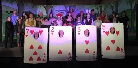 Alice full cast
